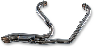 VICTORY HOT ROD EXHAUST W/ HARDWARE (05 VEGAS, 06 & UP 100 & 106)