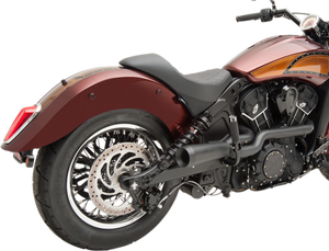 TRASK PERFORMANCE INDIAN SCOUT EXHAUST