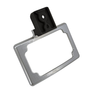 RAW HARLEY FL TOURING LICENSE PLATE BRACKET