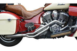 Best horsepower Indian chieftain exhaust