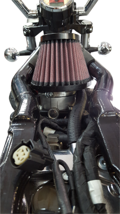 INDIAN SCOUT HIGH FLOW AIR FILTER KIT
