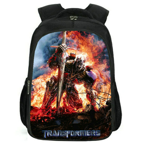 Waterproof Transformers Backpack