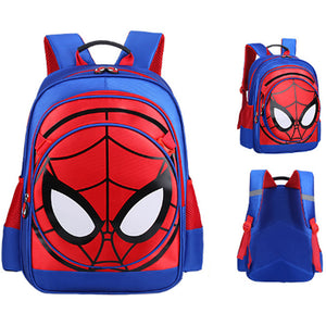 Spiderman School Backpack