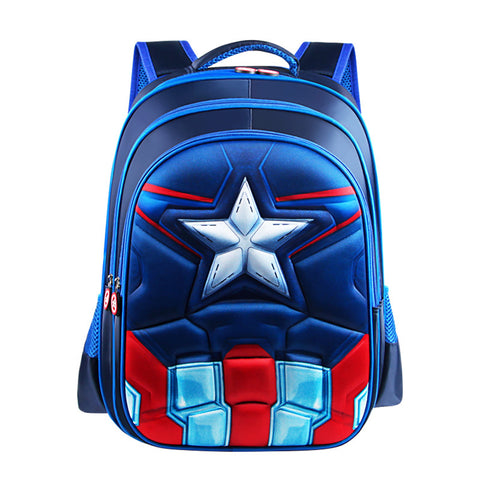 Captain America Comics Bookbag Rucksack