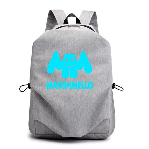 Marshmello DJ College Backpack