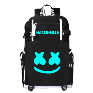 Marshmello DJ Luminous Backpack
