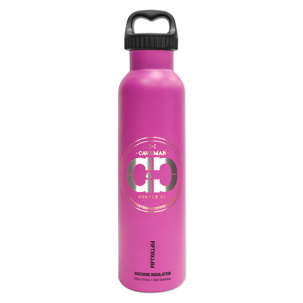 Caveman 25 oz Vacuum - Insulated Bottle
