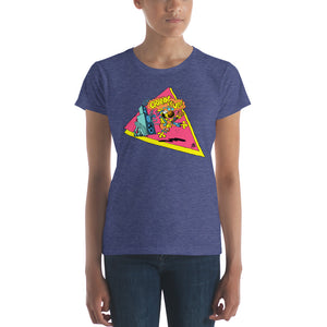 Grimmy Crank it Up! Women's short sleeve t-shirt