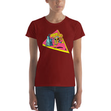 Load image into Gallery viewer, Grimmy Crank it Up! Women's short sleeve t-shirt