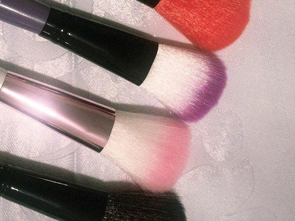When to throw out the makeup brushes