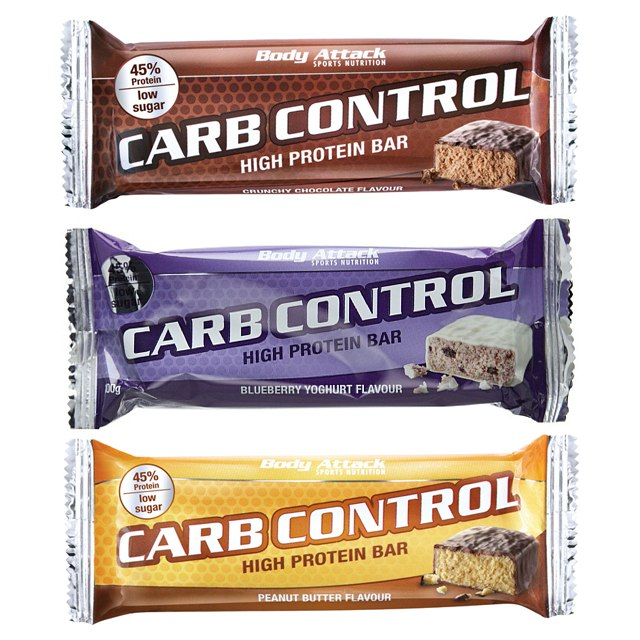 Carb Control 100g - Body Attack