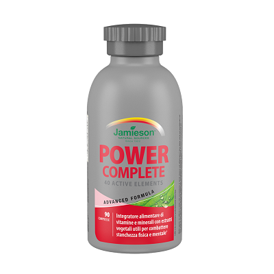 Power Complete 90cpr - Jamieson