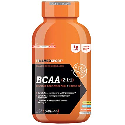 BCAA 2.1.1 300cpr - Named Sport