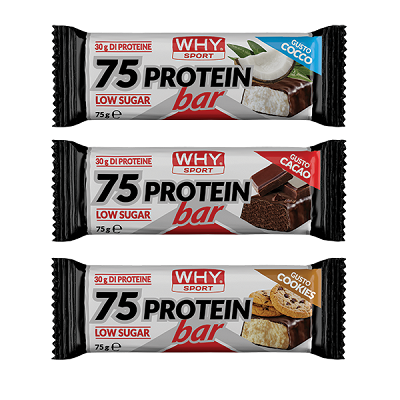75 Protein Bar - Why Sport