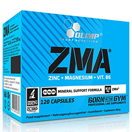 Zma 120caps - Olimp Sport Nutrition