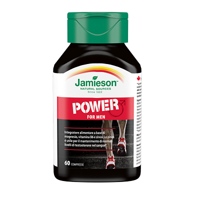 Power For Men 60cpr - Jamieson