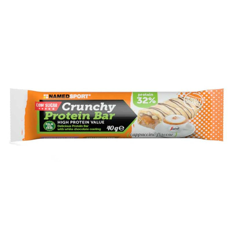 Crunchy Protein Bar 40g - Named Sport