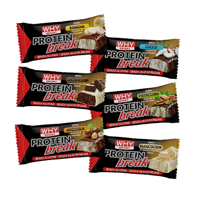 Protein Break 30g - Why Sport
