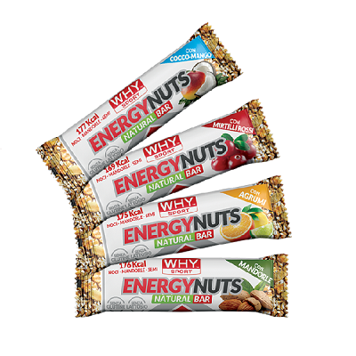 Energy Nuts 35g - Why Sport
