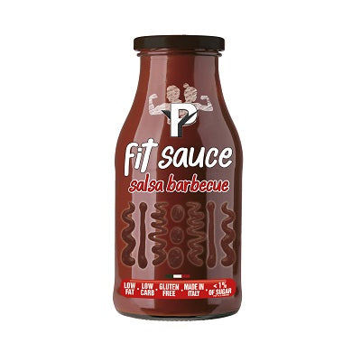 Fit Sauce 250g Barbecue - Pasta Young
