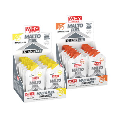 Malto Fuel Energy Gel 33g - Why Sport