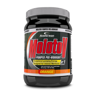 Molotov Pre Workout 600g - Anderson Research