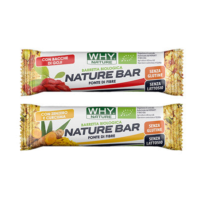 Nature Bar 35g - Why Nature