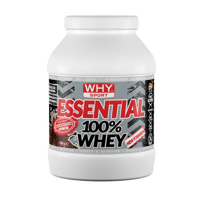 Essential 100% Whey - Why Sport