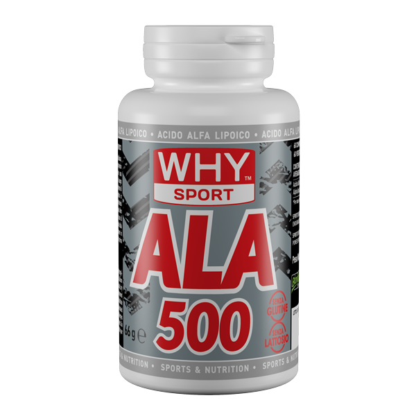 ALA 500 60cpr - Why Sport