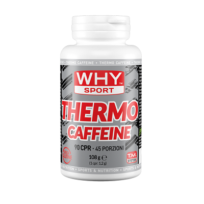 Thermo Caffeine 90cpr - Why Sport