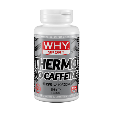 Thermo NO Caffeine 90cpr - Why Sport