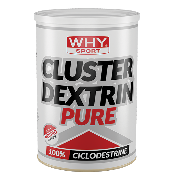 Cluster Dextrine Pure 500g - Why Sport