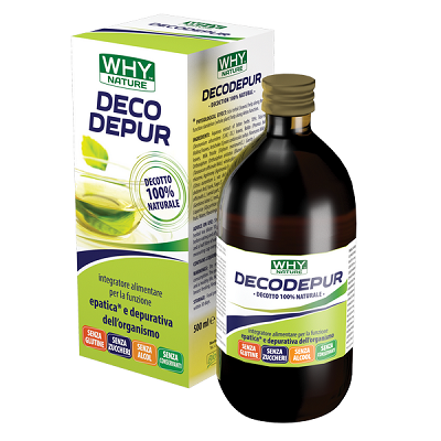 Deco Depur 500ml - Why Nature