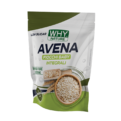 Avena Fiocchi Baby 1Kg - Why Nature