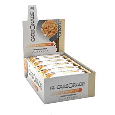 Carborade Recovery Bar 40g - FA Fitness Authority