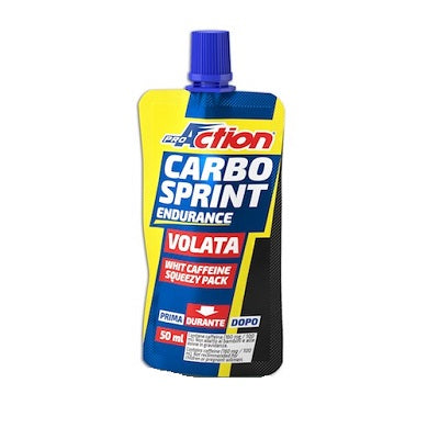 Carbo Sprint Volata 50ml - Pro Action