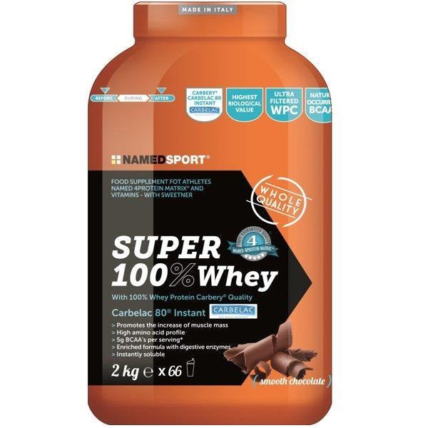 super whey 100% - named sport