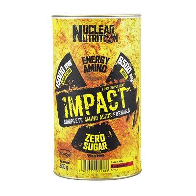 Impact 500g Orange - Nuclear Nutrition