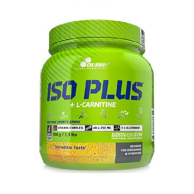 Iso Plus + Carnitine 700g - Olimp Sport Nutrition