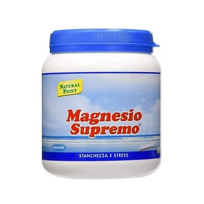 Magnesio Supremo - Natural Point