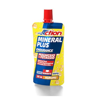 Mineral Plus Magnesio Potassio 50ml - Pro Action