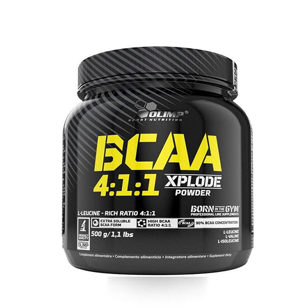 BCAA 4:1:1 Xplode Powder 500g Fruit Punch - Olimp Sport Nutrition
