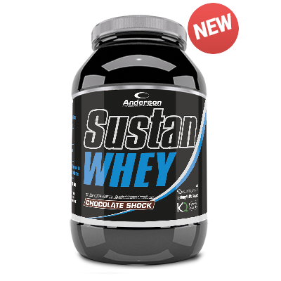 Sustan Whey 800g - Anderson Research