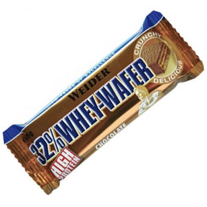 32% Whey Wafer 35g - Weider