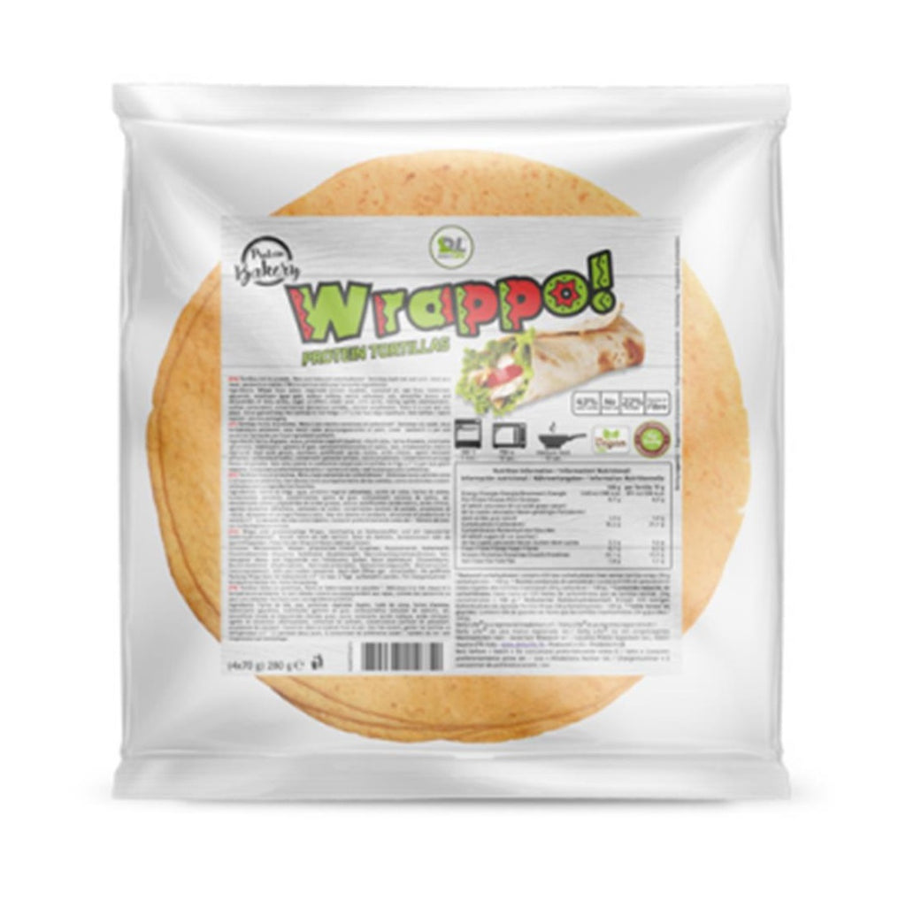 Wrappo 4x70g - Daily Life