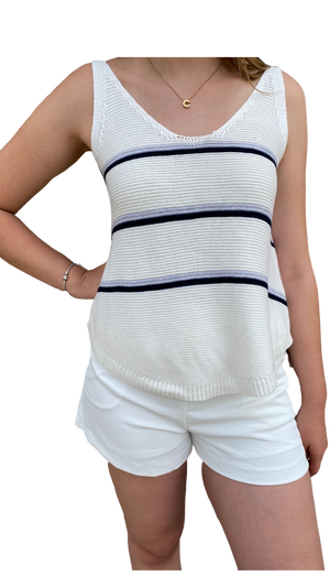 the hamptons sweater tank