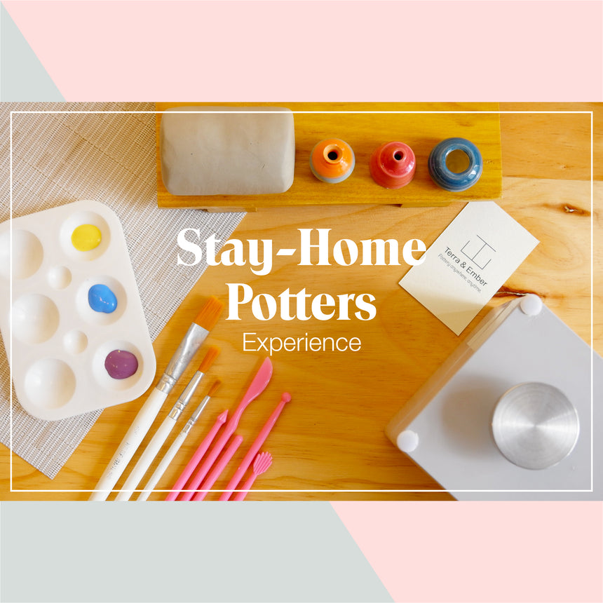 Stay-Home Potters