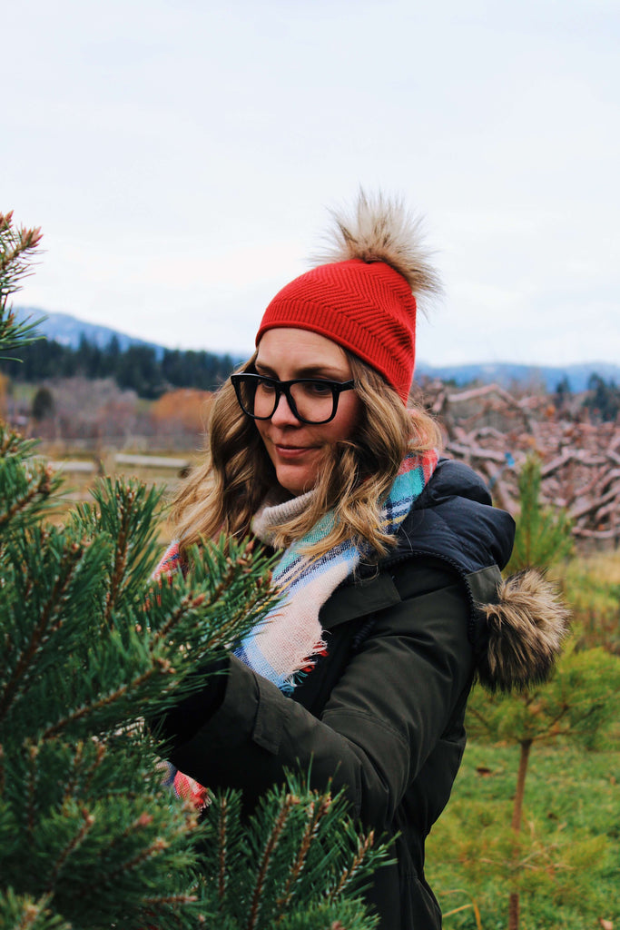 elizabeth o. vintage - christmas tree farm