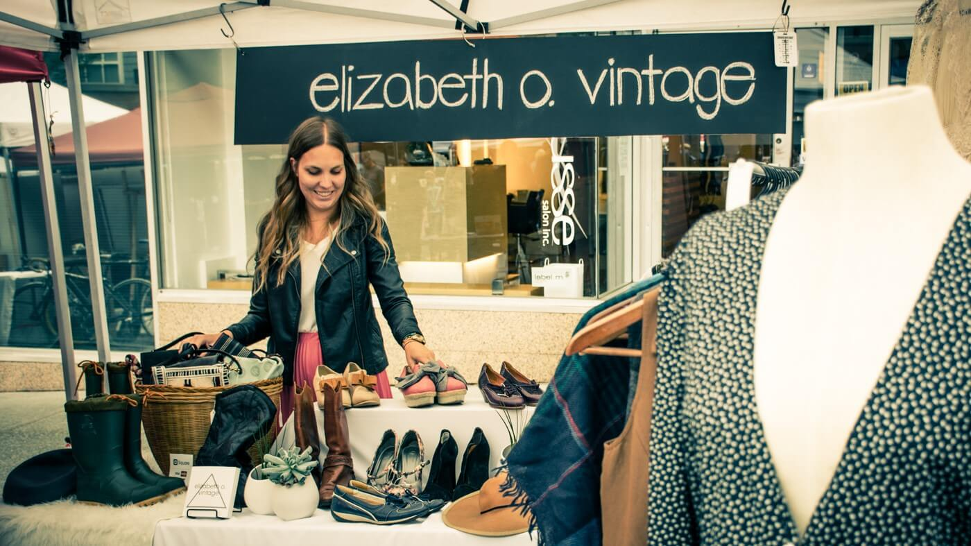 elizabeth o. vintage - why I shop second hand