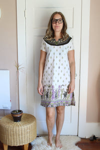 elizabeth o. vintage - Embroidered Tunic